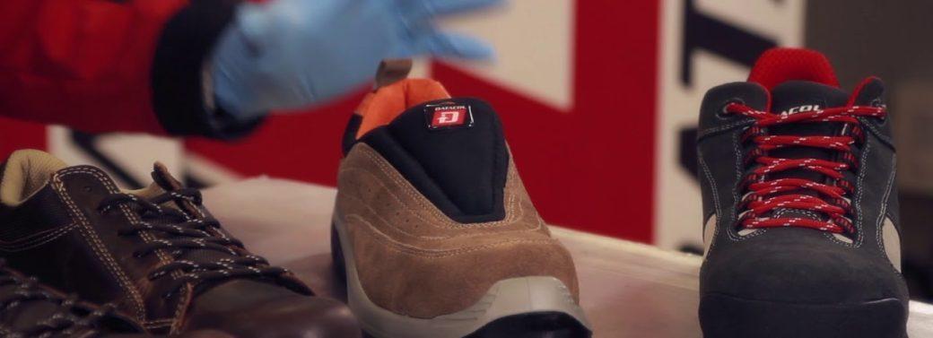 Guía completa para elegir el mejor calzado de protección.