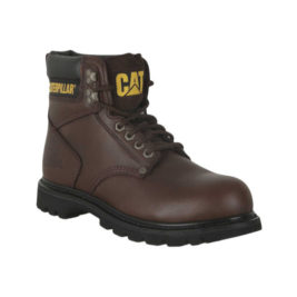 ZAPATOS INDUSTRIALES CAT SECOND SHIFT ST (MUJER)