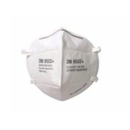RESPIRADOR 3M 9502 aprobado por NIOSH N95 y KN95 (Pack x 50 UND)