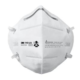 RESPIRADOR 3M 9010 N95 NIOSH PACK X 75 UNID.