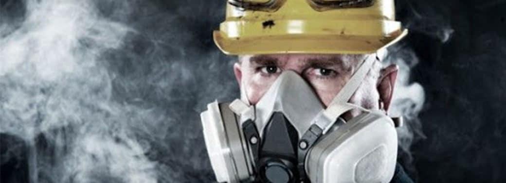 Correcto uso de respiradores industriales
