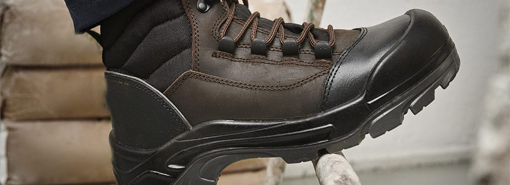 ¿Cómo elegir el calzado de seguridad?
