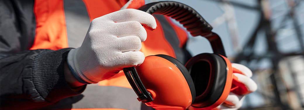 Importancia del uso de protectores auditivos